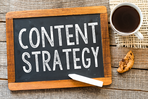 Content Is The Cornerstone Of Your Digital Landscape.